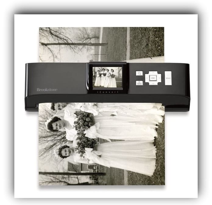No-Computer Photo Scanner