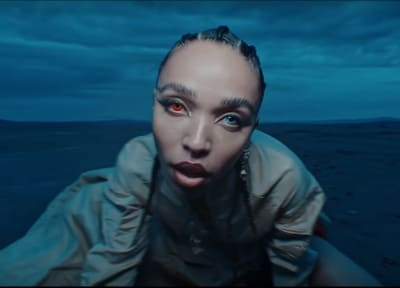 FKA twigs ft. Future Holy Terrain
