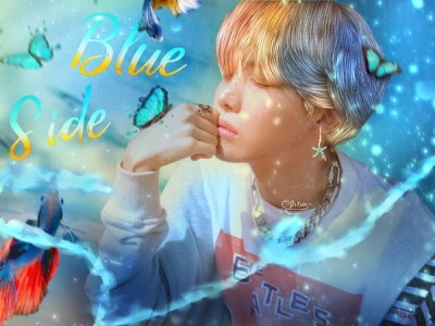 J-HOPE (BTS) - Blue Side