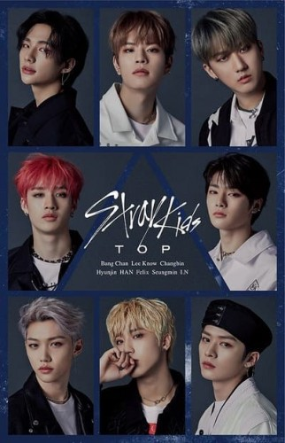 Stray Kids - TOP