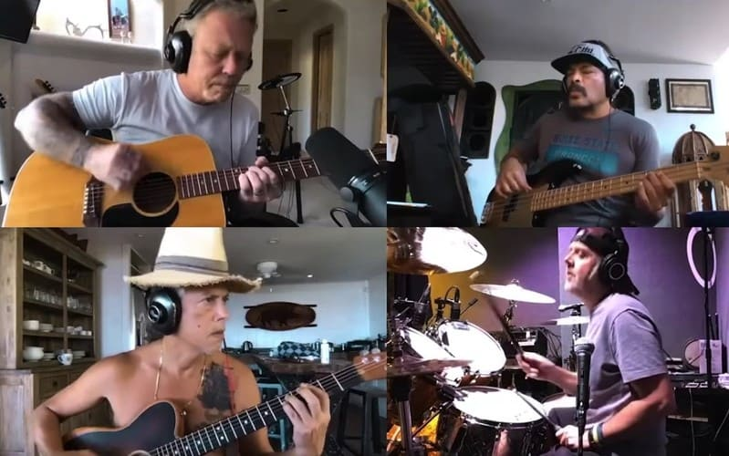 Metallica Would? cover of Alice in Chains
