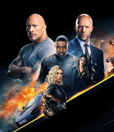 Furious Presents: Hobbs & Shaw