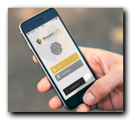 SecureSafe для iOS