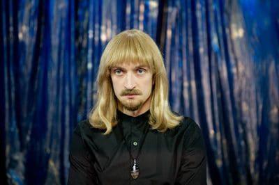 Юрий Чурсин в сериале волшебник