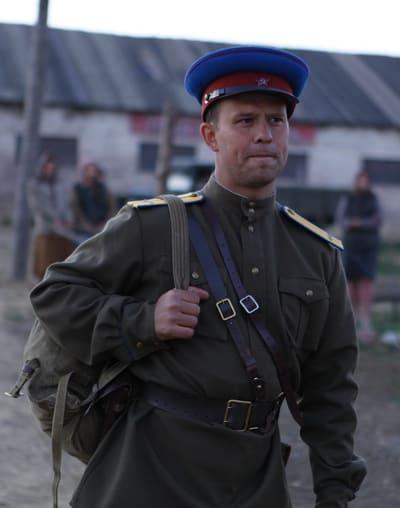 Кирилл Плетнев в сериале алжир