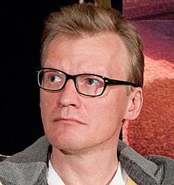 Алексей Серебряков в роли доктора Рихтера