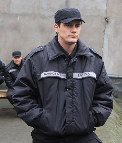 Дмитрий Паламарчук, сериал подсудимый