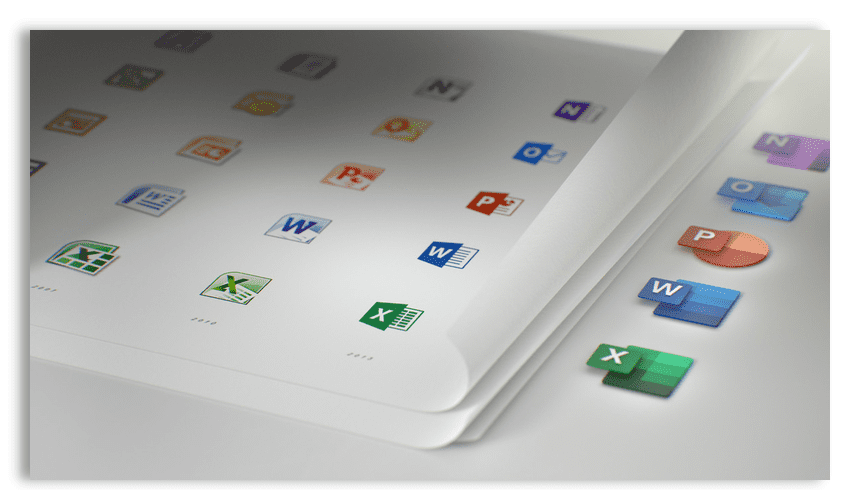 office icons new