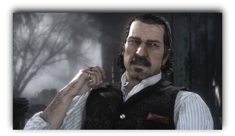 JOHN SEEING DUTCH CONTRADICTS WHAT HE SAID IN THE FIRST GAME